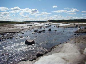 Hook River - Nunavut
