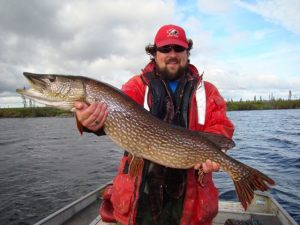 Monster Pike - 32 Pounds