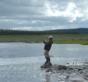 Coppermine River - Nunavut
