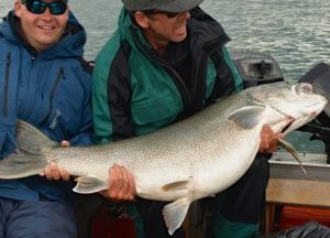 70 Pound Lake Trout