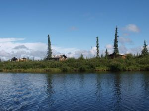 Trappers Cabins - Whitefish River - NWT