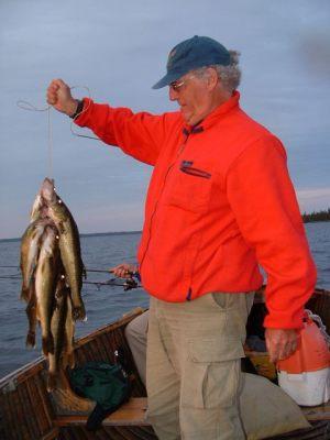 Wonderful Walleye! Esnagami Lake