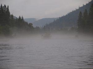 Kedgwick River, New Brunswick