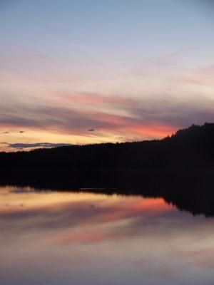 Evening Pastels