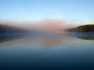 Scenes from Petersen Lake