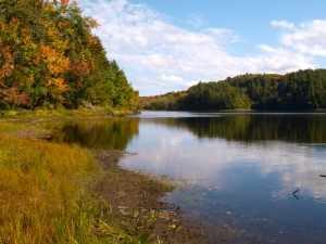 "Fall Splendor - ""Lost Lake"""