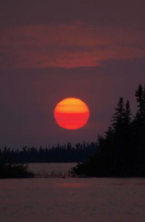 Fire Island Sunset