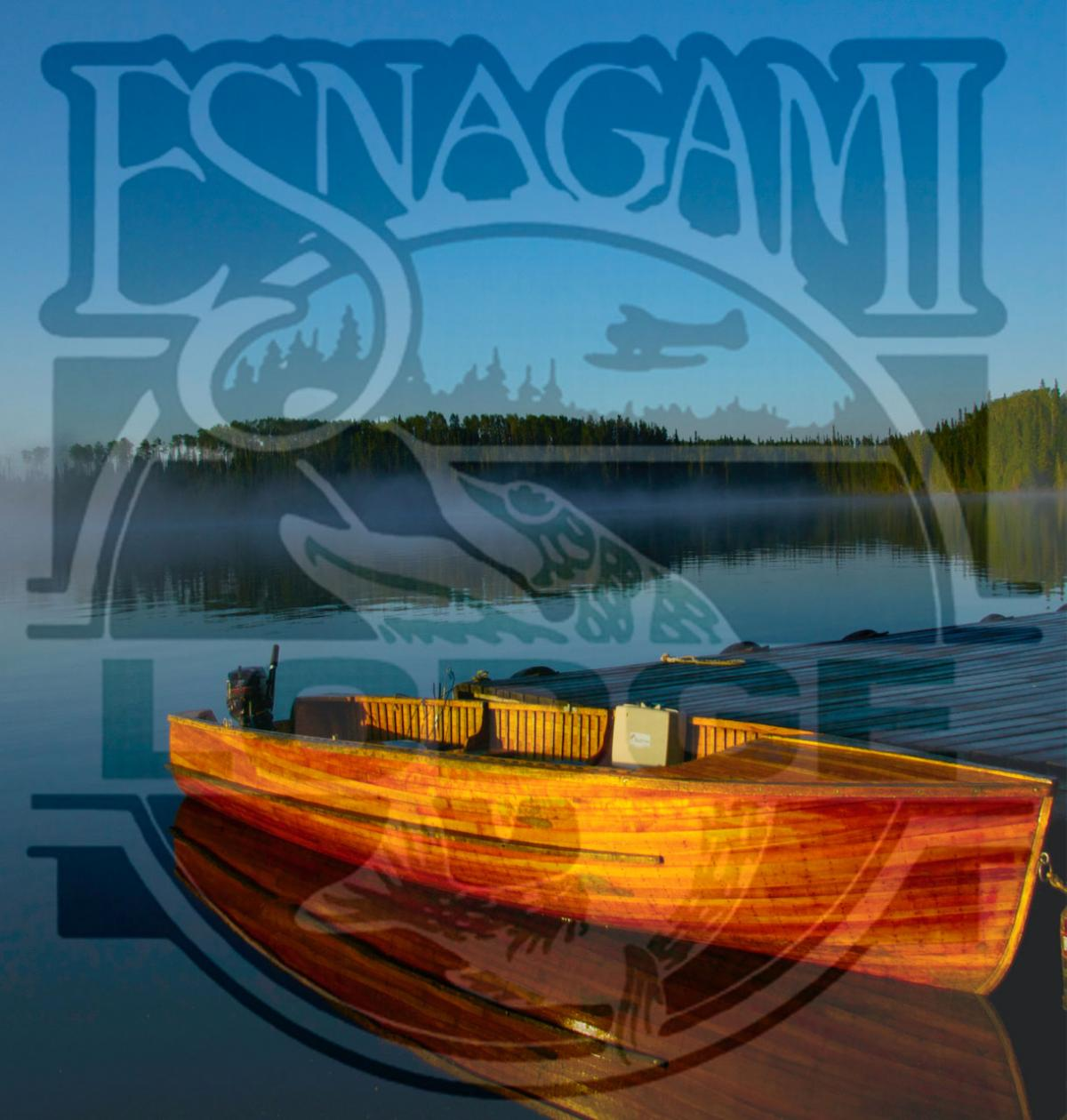 "Esnagami Wilderness Lodge – The Ultimate ""Staycation"""